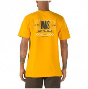 Camiseta Vans: Mn Frequency SS (Saffron) Vans - 1