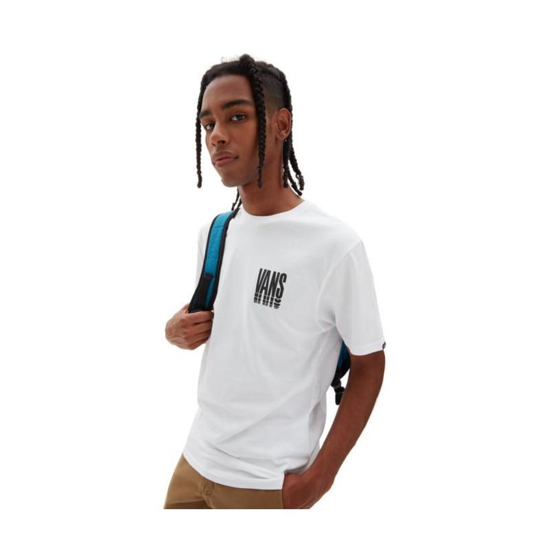 Camiseta Vans: Mn Vans Reflect SS (White)