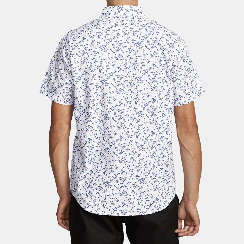 Camisa RVCA: Eternal SS (Antique White)