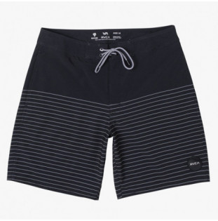 Bañador RVCA: Curren Trunk (Black) RVCA - 1