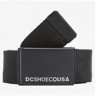 Cinturón DC Shoes: Web Belt 2 (Black) DC Shoes - 1