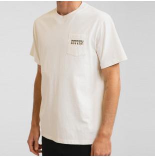 Camiseta Rhythm: Western Pocket Tee (Vintage white) Rhythm - 1