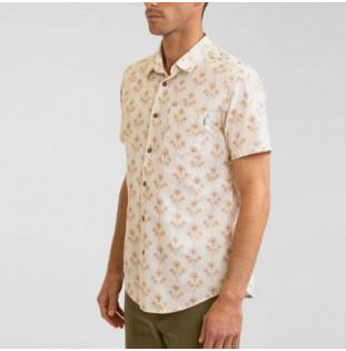 Camisa Rhythm: Sagebrush SS Shirt (Dust) Rhythm - 1