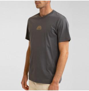 Camiseta Rhythm: Track Tee (Vintage black) Rhythm - 1
