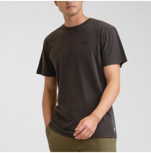 Camiseta Rhythm: Classic Brand Tee (Vintage black) Rhythm - 1