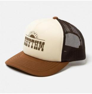 Gorra Rhythm: Western Trucker Cap (Almond) Rhythm - 1