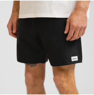 Bermuda Rhythm: Box Jam Short (Black) Rhythm - 1