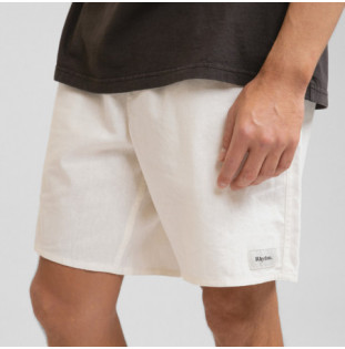 Bermuda Rhythm: Box Jam Short (White) Rhythm - 1