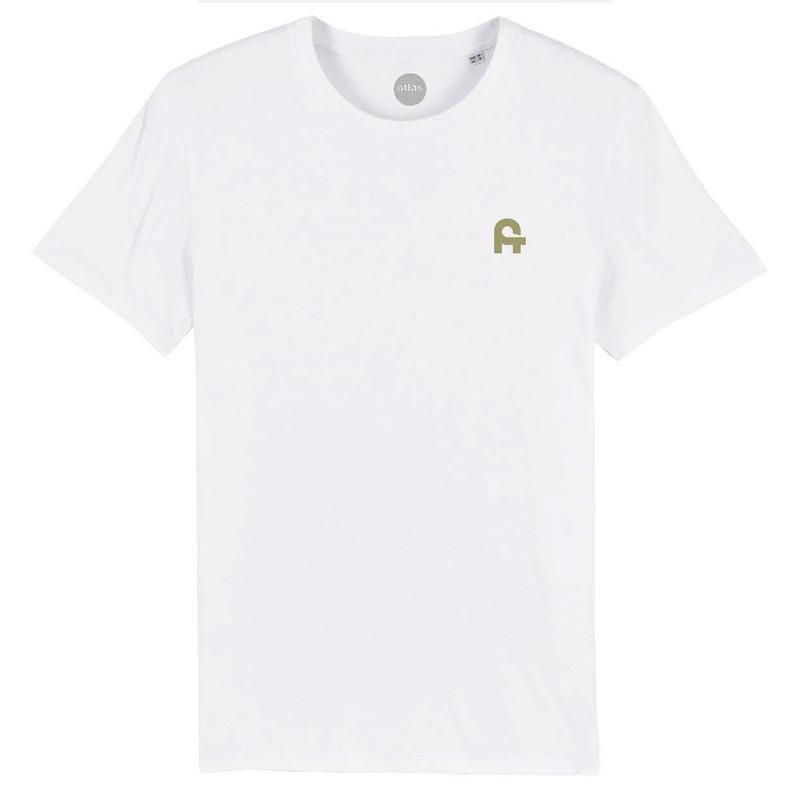 Camiseta Atlas: Itsas & Mendi Tee (White)