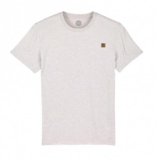 Camiseta Atlas: Okendo Tee (Cream Heather Grey) Atlas - 1