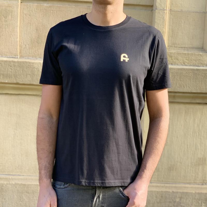 Camiseta Atlas: Itsas & Mendi Tee (Black)