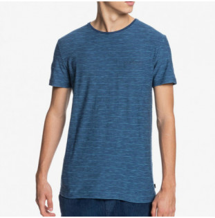 Camiseta Quiksilver: Kentin SS Tee (Kentin Saragosa Sea) Quiksilver - 1