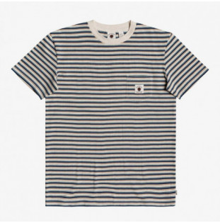 Camiseta Quiksilver: New Beat (Saragosa Sea New Beat) Quiksilver - 1