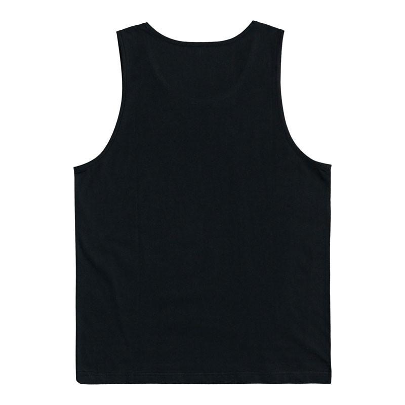 Camiseta RVCA: Dry Brush Tank (Pirate Black)