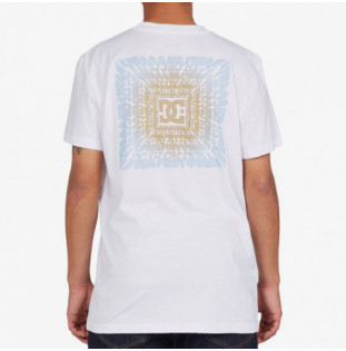 Camiseta DC Shoes: Tunnel Vision TSS (White) DC Shoes - 1