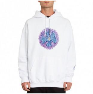 Sudadera Volcom: Coral Morph Po Fleece (White) Volcom - 1