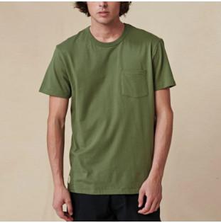 Camiseta Globe: Every Damn Day Tee (Olive) Globe - 1