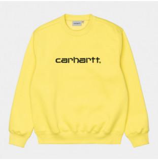 Sudadera Carhartt: Carhartt Sweat (Limoncello Black) Carhartt - 1