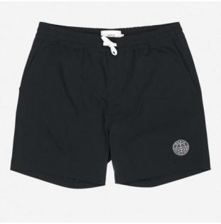 Bermuda Makia: Scope Hybrid Shorts (Black) Makia - 1