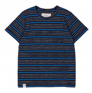 Camiseta Makia: Joshua TShirt (French Blue) Makia - 1