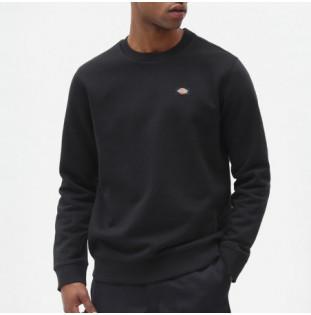 Sudadera Dickies: Oakport Sweatshirt (Black)