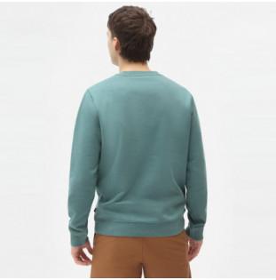 Sudadera Dickies: Oakport Sweatshirt (Lincoln Green)
