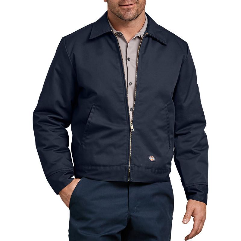 Chaqueta Dickies: Lined Eisenhower Jacket (Dark Navy)