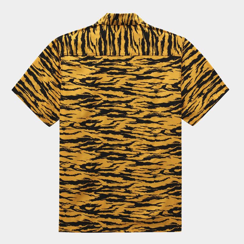 Camisa Dickies: Quamba Shirt (Cadnium Yellow)