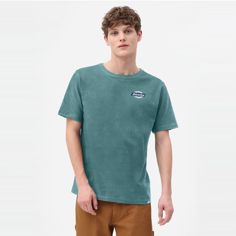 Camiseta Dickies: SS Ruston Tee (Lincoln Green)