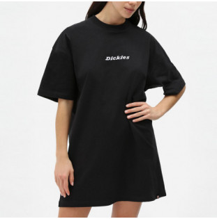 Vestido Dickies: Loretto Dress (Black) Dickies - 1