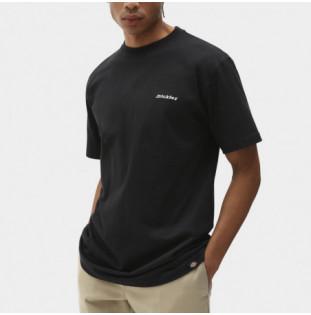 Camiseta Dickies: SS Loretto Tee (Black) Dickies - 1