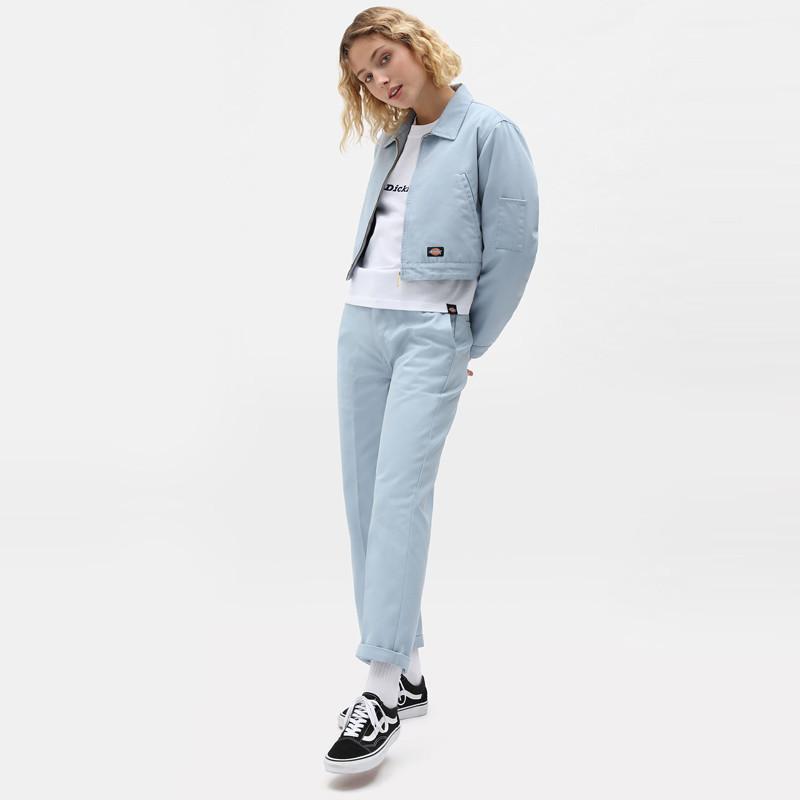 Pantalón Dickies: 874 W Cropped (Fog Blue)