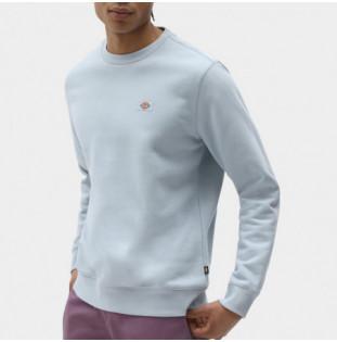 Sudadera Dickies: Oakport Sweatshirt (Fog Blue) Dickies - 1