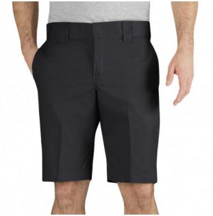 Bermuda Dickies: Slim Fit Short (Black) Dickies - 1