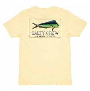 Camiseta Salty Crew: El Dorado Prenium SS Tee (Banana) Salty Crew - 1