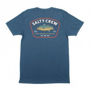 Camiseta Salty Crew: Creature SS Tee (Harbor Blue) Salty Crew - 1