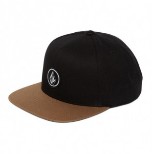 Gorra Volcom: Quarter Twill (Golden Brown)