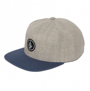 Gorra Volcom: Quarter Twill (China Blue)