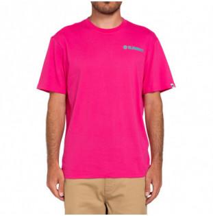 Camiseta Element: Blazin Chest SS (Fushia Red) Element - 1