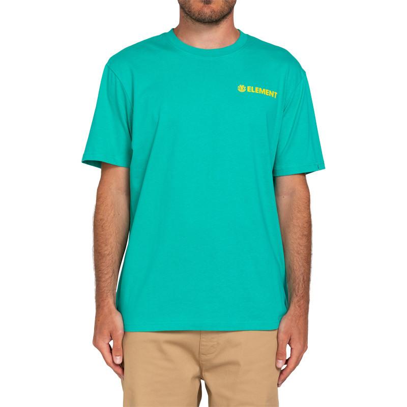 Camiseta Element: Blazin Chest SS (Atlantis)
