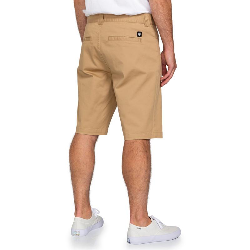 Bermuda Element: Sawyer Classic Short (Desert Khaki)
