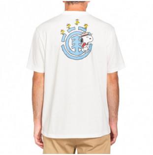 Camiseta Element: Peanuts Emerge SS (Off White) Element - 1