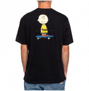 Camiseta Element: Peanuts Kruzer SS (Flint Black) Element - 1