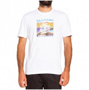 Camiseta Element: Peoria SS (Optic White) Element - 1