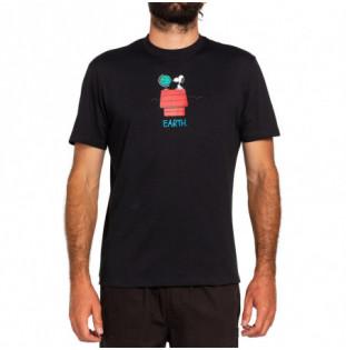 Camiseta Element: Peanuts Element SS (Flint Black) Element - 1