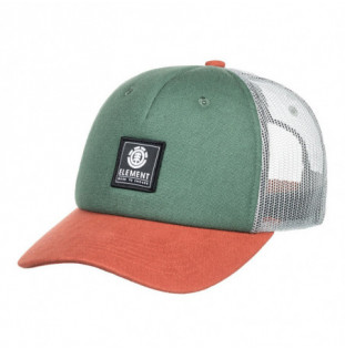 Gorra Element: Icon Mesh Cap (Green Gables)