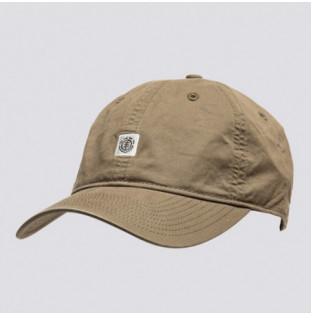 Gorra Element: Fluky Dad Cap (Army)