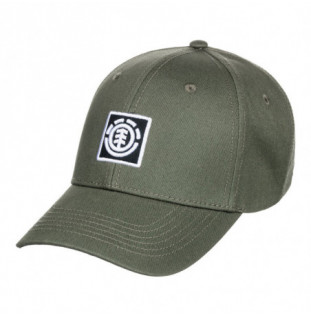 Gorra Element: Treelogo Cap (Army)