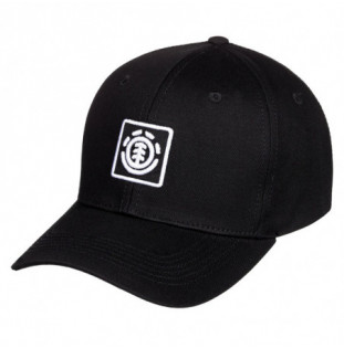 Gorra Element: Treelogo Cap (Flint Black)