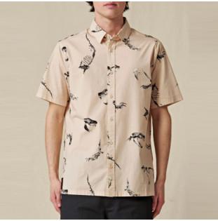 Camisa Globe: Dion Agius Tasi Ss Shirt (Sand)